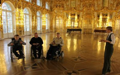 Saint Petersburg, Russia Accessible Travel
