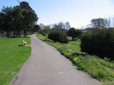 CA, SF East Bay: San Lorenzo Park & River Trail