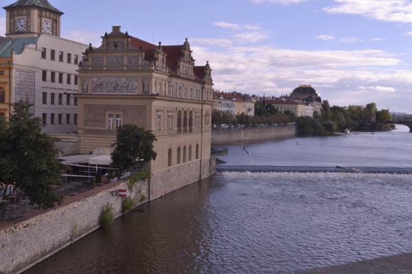 Prague: Visiting + Touring