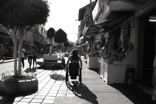 Ecuador: Accessability in South America