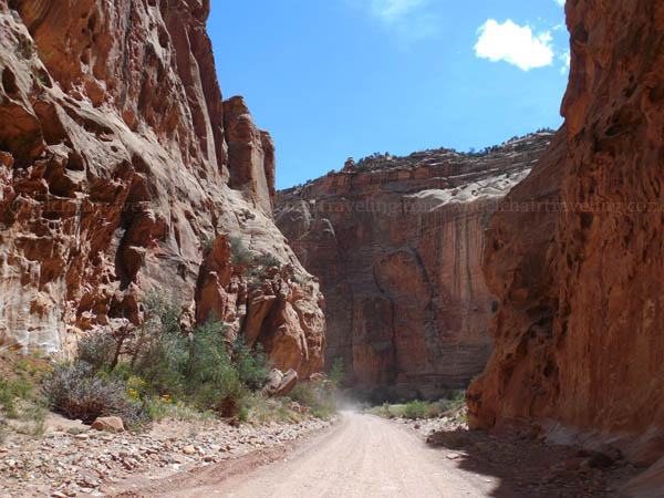 Utah: Capitol Reef National Park Accessibility