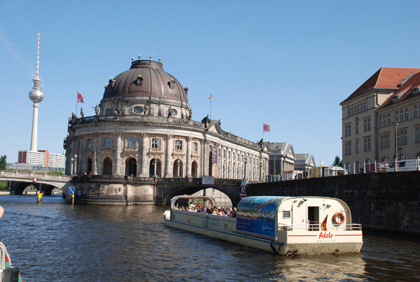Berlin, Germany Accessible Tour and Attractions