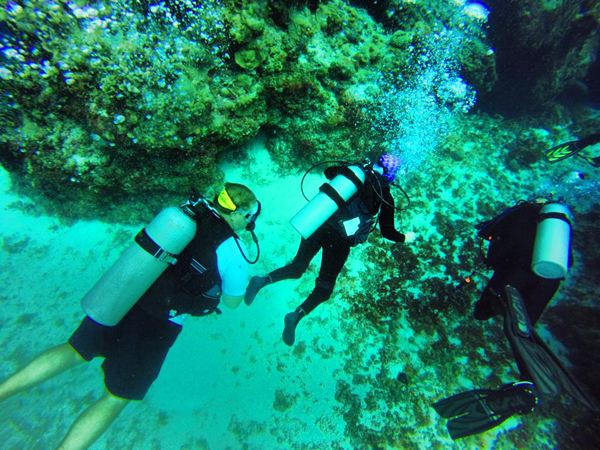 Cozumel, Mexico: Adapted Scuba Diving