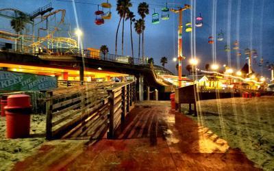 Santa Cruz Beach Accessible Travel Guide