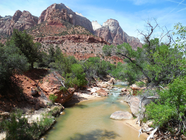 Utah: Zion National Park Travel Guide