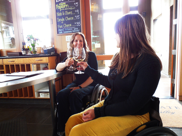 Exclusive Accessible CA Wine Country Tour