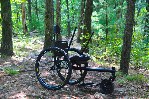 The Freedom Chair: Experience More of the Outdoors