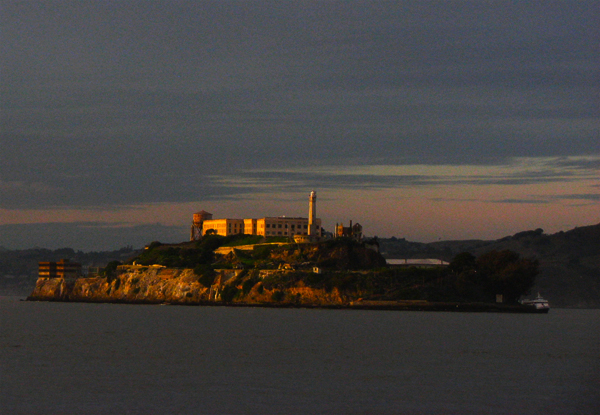 Alcatraz National Park: Wheelchair Access