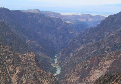 Colorado: Black Canyon of the Gunnison National Park