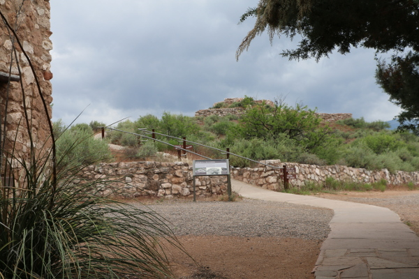 Arizona: Tuzigoot Monument + Dead Horse Ranch State Park