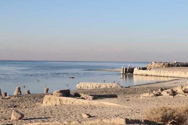 Southern California: The Salton Sea