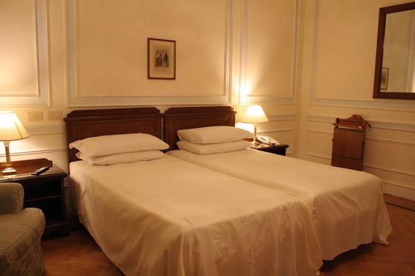 Hotel Quirinale in Rome, Italy
