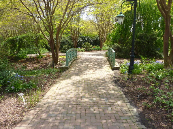 Richmond, Virginia: Lewis Ginter Botanical Garden