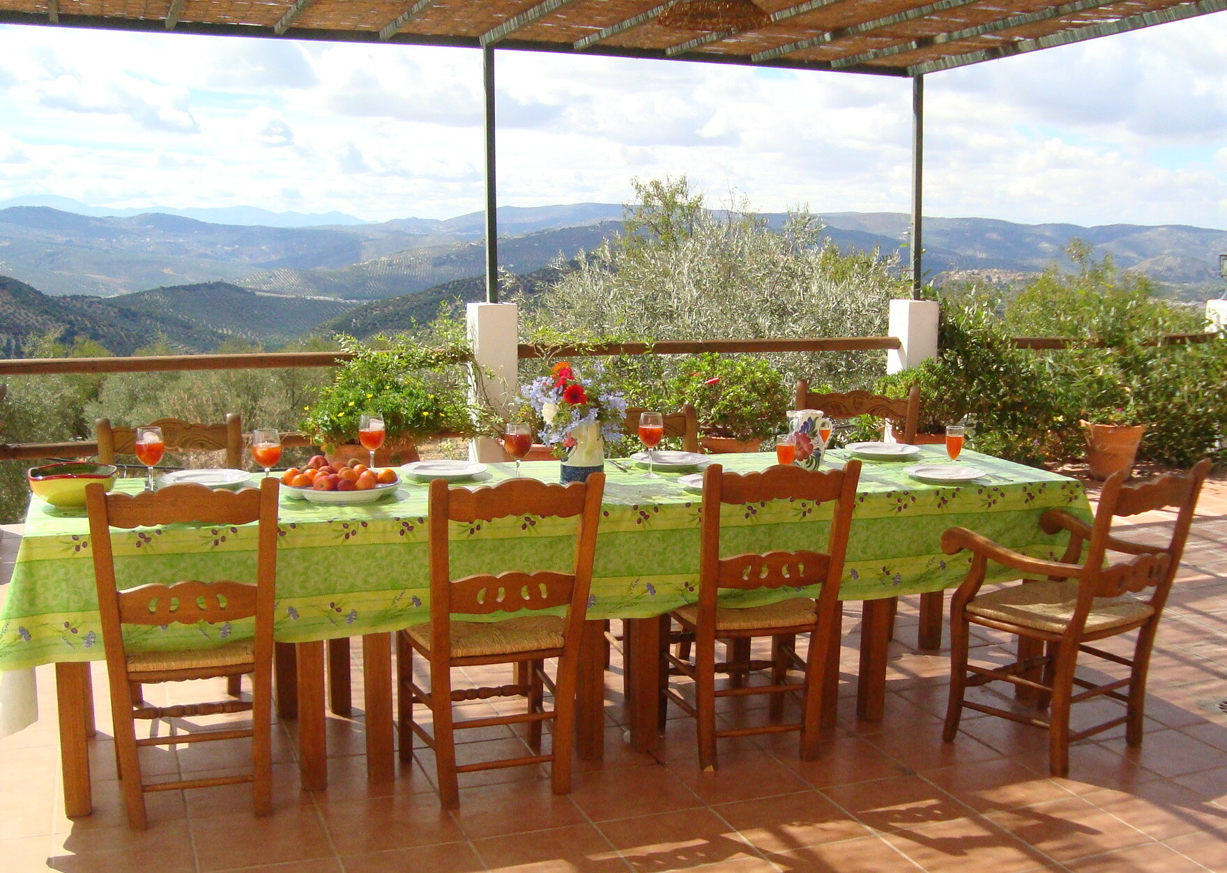 Southern Spain Accessible Property for Rent