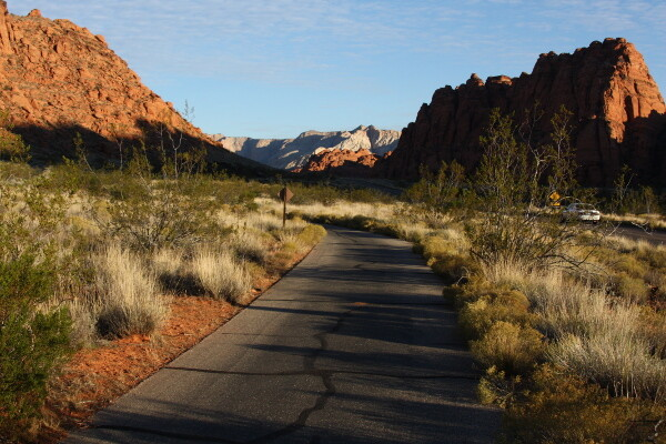 Utah Snow Canyon State Park: Wheelchair Travel Guide