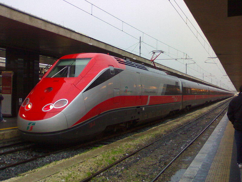 Italy Train Travel: Wheelchair Access