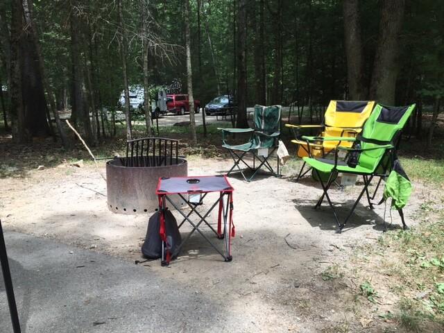Caledonia State Park, Pennsylvania Camping