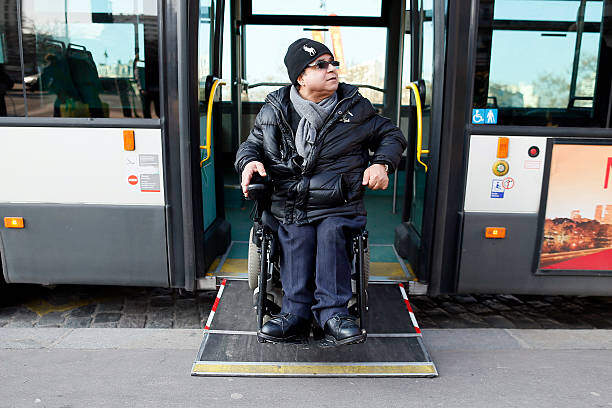 Getting around Paris with a Wheelchair