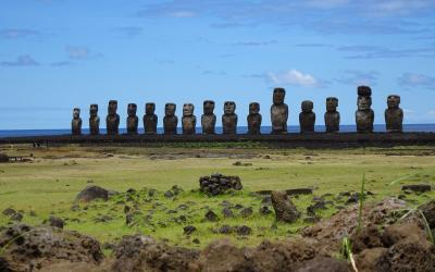 24-Hours on Easter Island, Chile