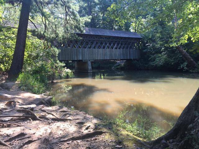 Cumming, Georgia: Poole's Mill Bridge Park