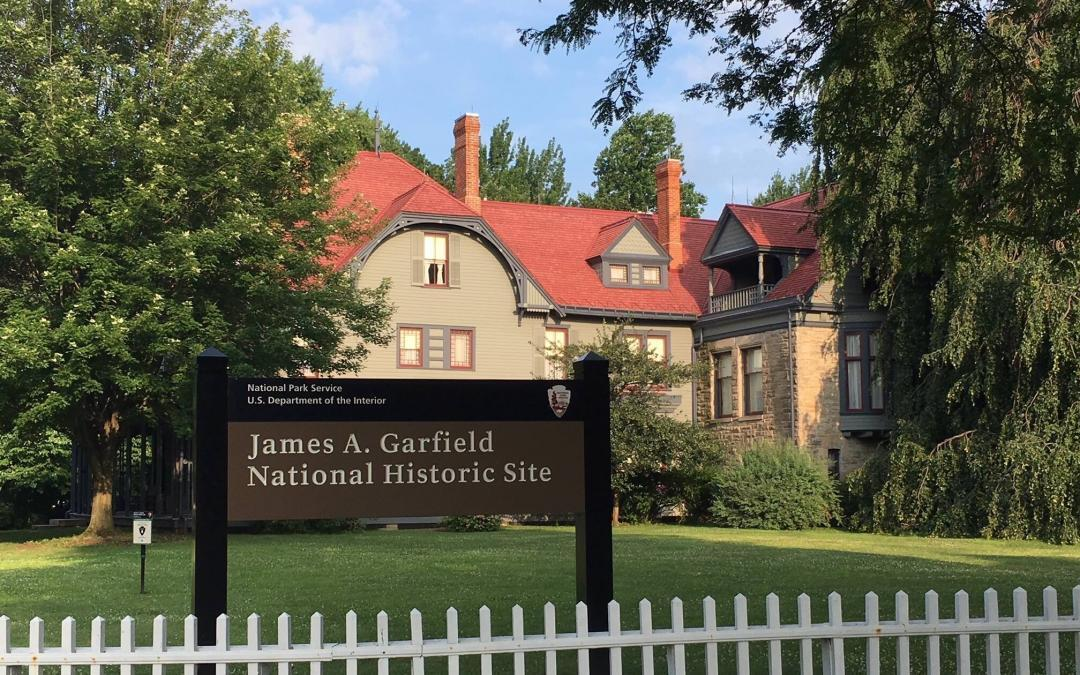 James A. Garfield National Historic Site, Ohio