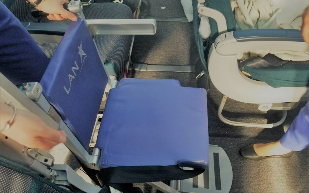 Airplane Travel with a Disabled Child
