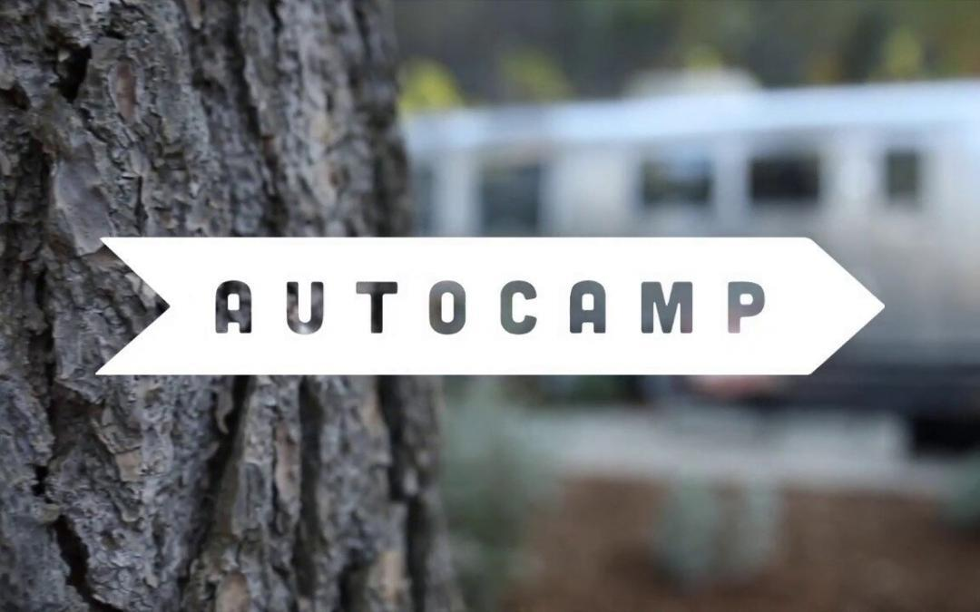 Glaming @ AutoCamp