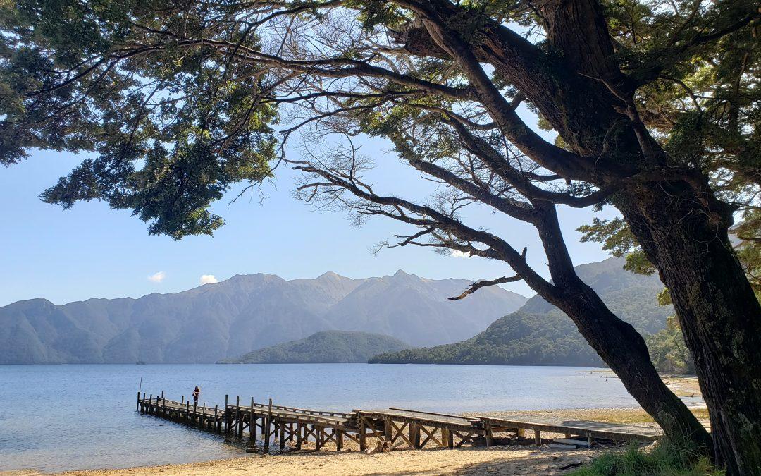 New Zealand Adventure Story