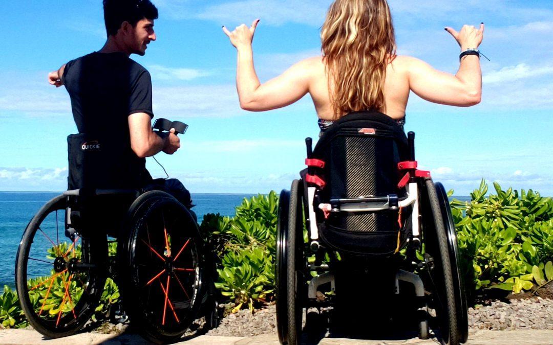 The Big Island, Hawaii Wheelchair Travel