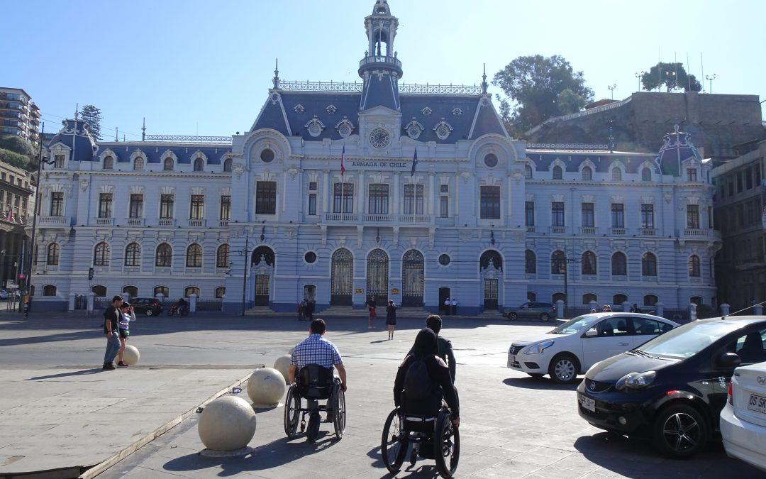 Valparaíso, Chile Wheelchair Holiday