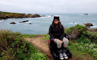 Garrapata State Park + Wheelchair Hiking