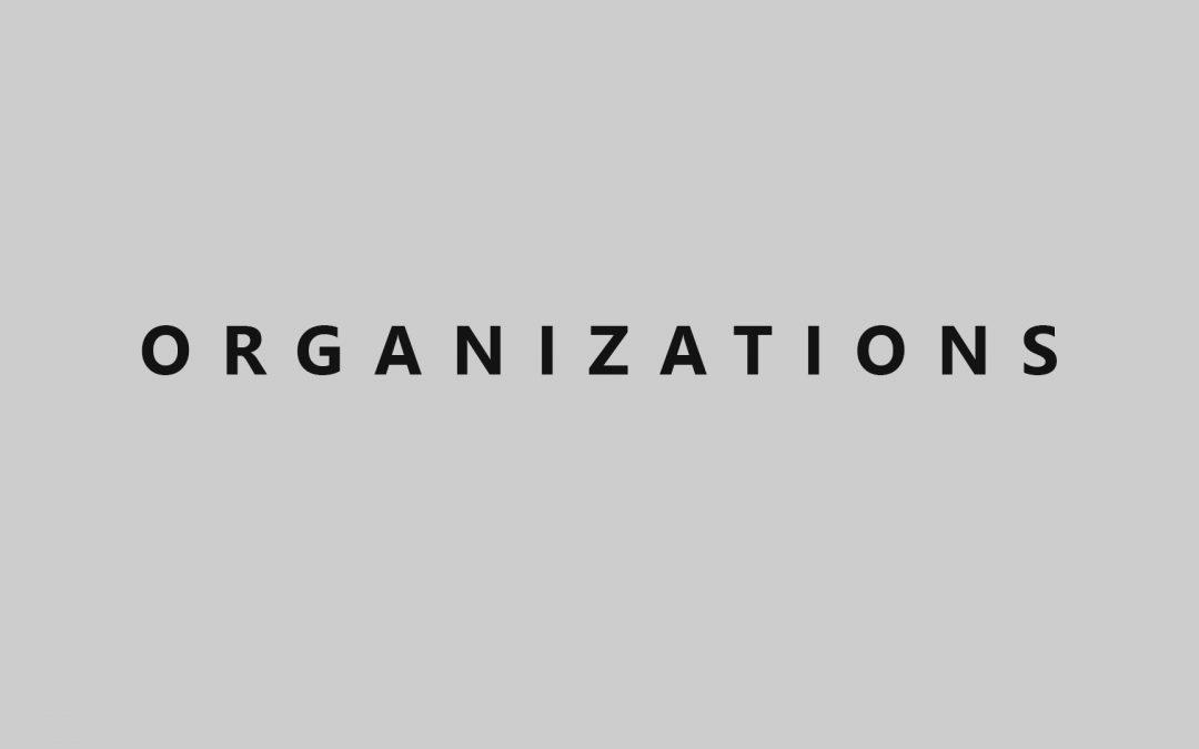 Organizations + Companies